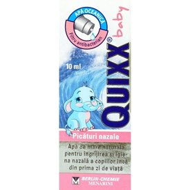Quixx baby spray nazal 10 ml
