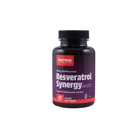 Resveratrol 200mg Synergy 60 tablete