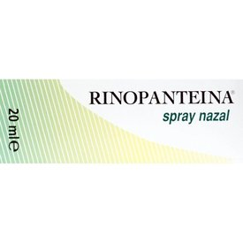 Rinopanteina spray nazal 20 ml