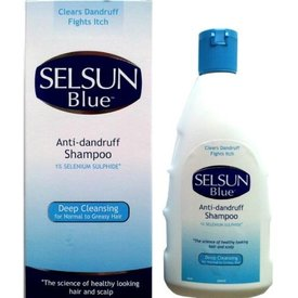 Selsun Blue Sampon antimatreata pentru par normal 200ml