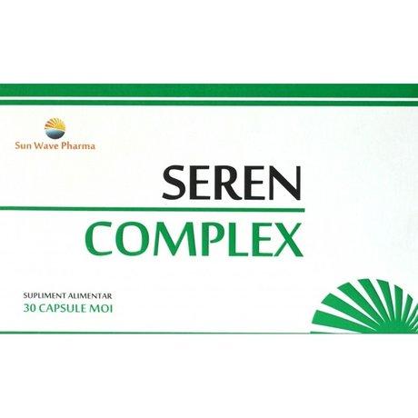 Seren complex pentru sanatatea prostatei 30 capsule