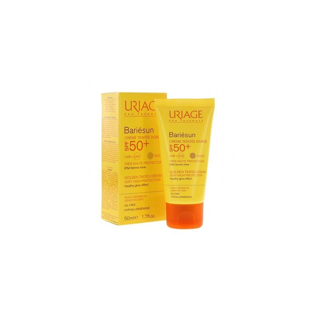 Uriage Bariesun Crema Colorata Spf 50+ 50ml