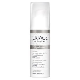 Uriage Depiderm Fluid Anti-pete SPF15 30ml