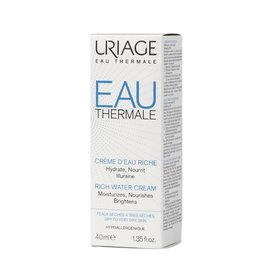 Uriage Eau Thermale Crema Hidratanta Riche 40 ml