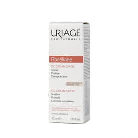 Uriage Roseliane CC Cremă SPF 30  40ml