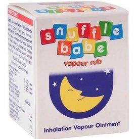 Vapour Rub Snuffle 24 grame pentru bebelusi peste 3 luni