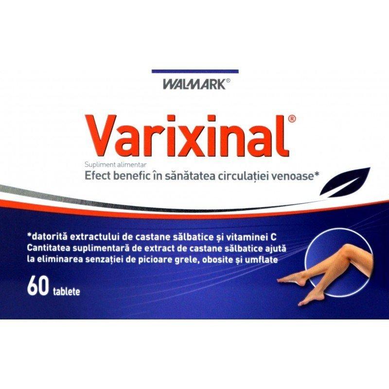 tablete trăgând durerea în varicoză