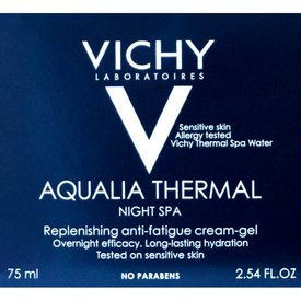Vichy Aqualia Thermal Spa Gel-cremă de Noapte 75ml
