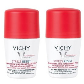 Vichy Deodorant 72h Stress Resist 50ml+50ml