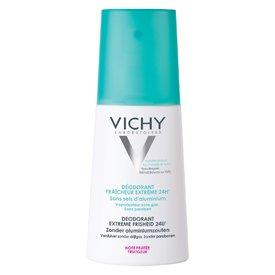 Vichy Deodorant Spray Ultra Prospeţime 24h 100ml
