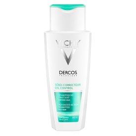 Vichy Dercos Şampon Sebocorector Par Gras  200ml