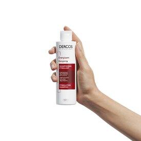 Vichy Dercos Sampon Energizant cu Aminexyl impotriva caderii parului 400ml