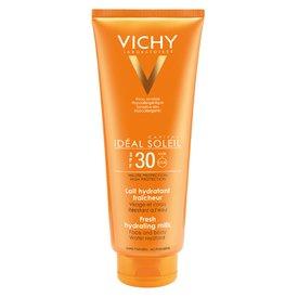 Vichy Ideal Soleil Lapte Hidratant Faţă si Corp Spf 30+ 300ml