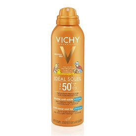 Vichy Ideal Soleil  Spray Anti-Sand Spf 50 Copii 200ml