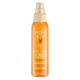 Vichy Ideal Soleil Ulei de Corp Spf 20+ 125ml