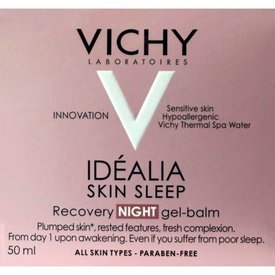 Vichy Idealia Skin Sleep Gel-balsam Noapte 50 ml