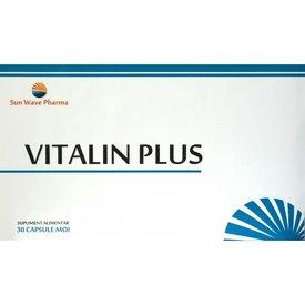 Vitalin Plus, 30 capsule moi