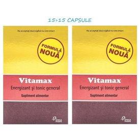 Vitamax 15 +15 capsule moi