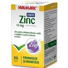 Zinc 15 mg 30 comprimate