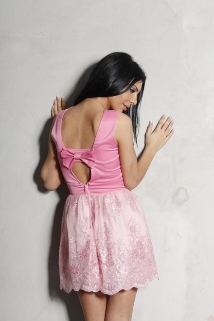 ROCHIE DAMA PINK PRINCESS DRESS