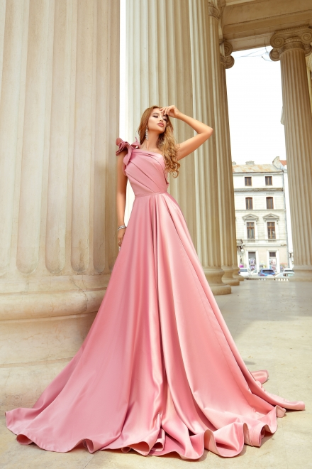 Rochie dama Queen of Pink Emporium din colectia Foggi Awesome