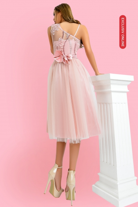 Rochie dama DELIGHT PINK din colectia Foggi Exclusiv Online