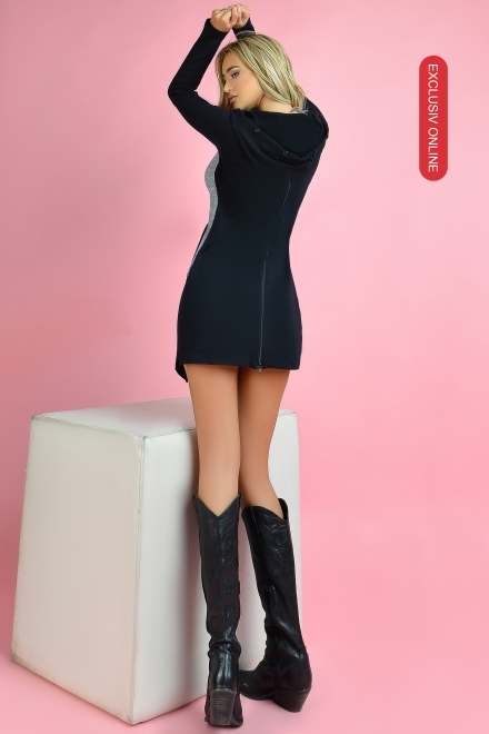 ROCHIE DAMA THE SPOT DRESS DIN COLECTIA FOGGI Exclusiv Online