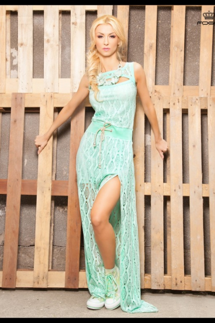 ROCHIE DAMA Out Of Time Aqua IN COLT