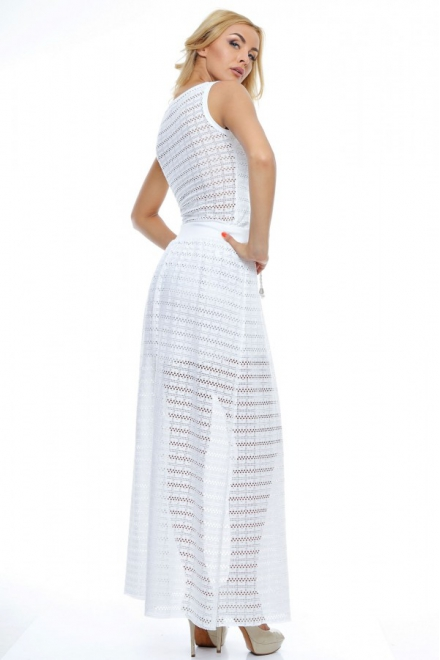 ROCHIE DAMA Out Of Time White LUNGA