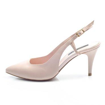 Pantofi de dama piele roz Dada