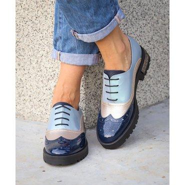Pantofi oxford bleomarin Young S