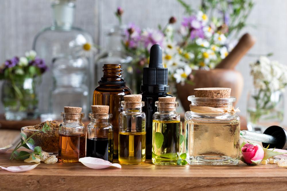 Idei de cadouri pentru petrecerea burlacitelor - un set de aromaterapie
