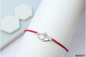 Bratara HEARTS YOU & ME 20mm