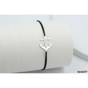 Bratara MINI ANCHOR 20mm TEXT