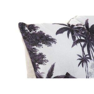 Aboca Perna decorativa palmieri, Textil, Alb