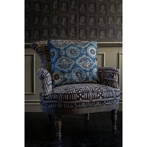 Ajrak Perna decorativa, In, Albastru