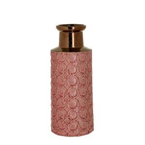 Amore Vaza mic, Ceramica, Roz