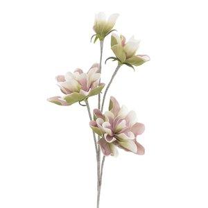 Anubis Floare artificiala, Plastic, Roz