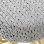 Armin Taburet, Textil, Gri