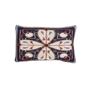 Atera Perna decorativa, Textil, Multicolor