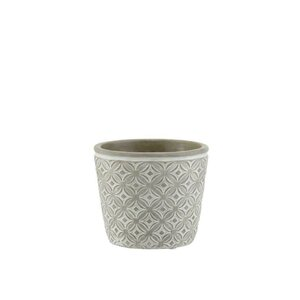 Bela Ghiveci, Ceramica, Gri