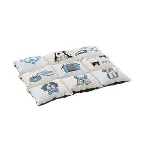 Bob Perna animale companie, Textil, Albastru