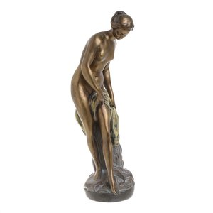 Chintya Statueta femeie, Polirasina, Maro