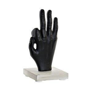Credan Statueta, Aluminiu, Negru
