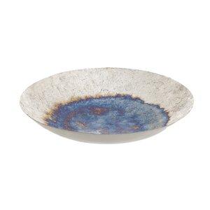 Creza Farfurie decorativa, Fier, Albastru