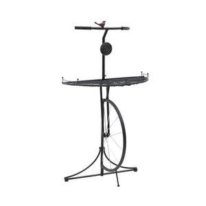 Cycle Consola bicicleta, Fier, Negru