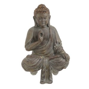 Earl Statueta Buddha, Polirasina, Auriu