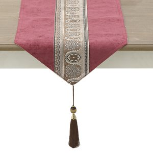 Eda Traversa, Textil, Rosu