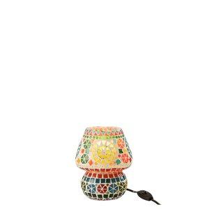 Eki Veioza mica, Sticla, Multicolor