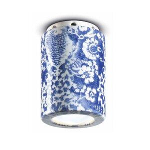 Etta Ming Spot, Ceramica, Albastru